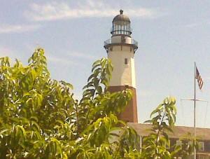 Finally the lighthouse!